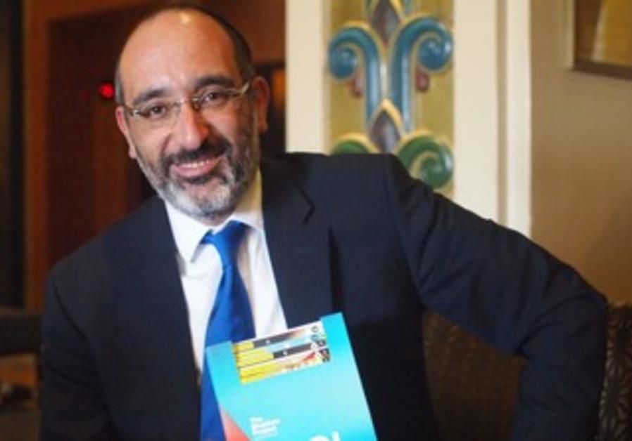 South African Cheif Rabbi Warren Goldstein.