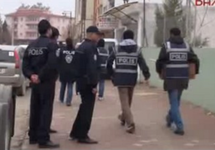Turkish forces raid IHH offices