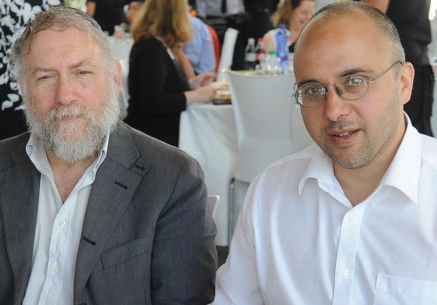 BARRY RUBIN and Jonathan Spyer.