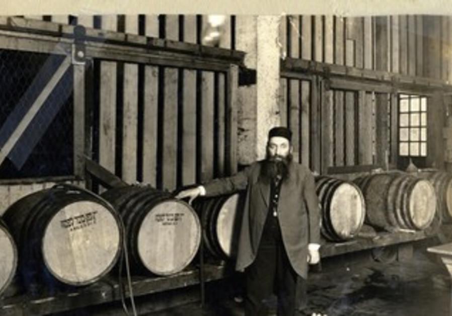 Kosher winery