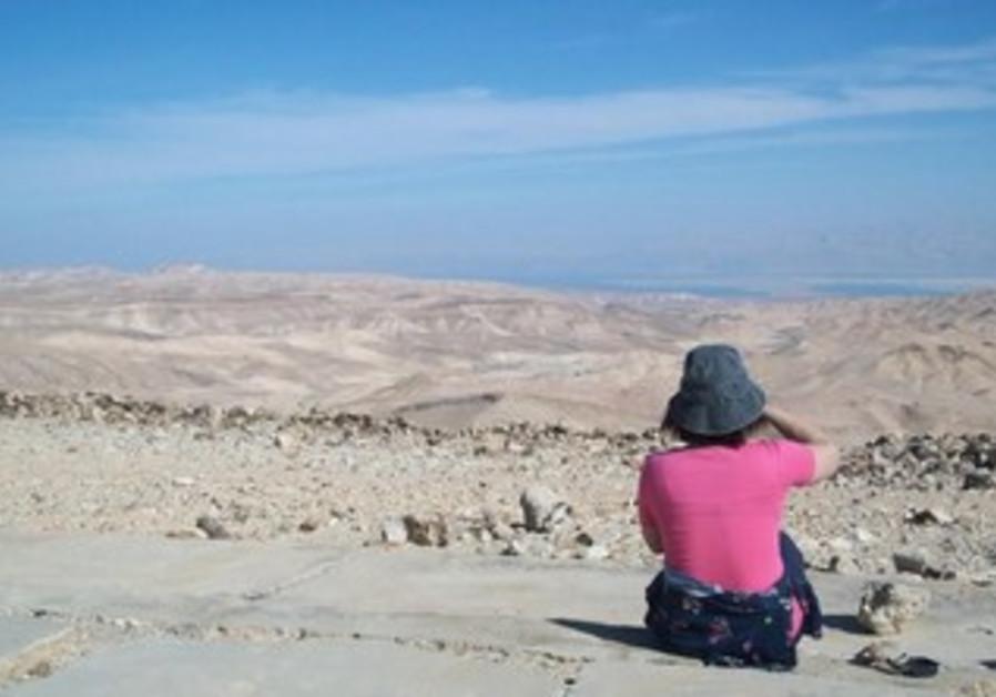 Hiking the Dead Sea