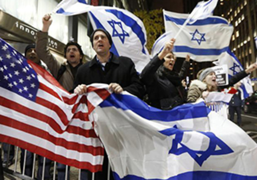 US and Israeli relations