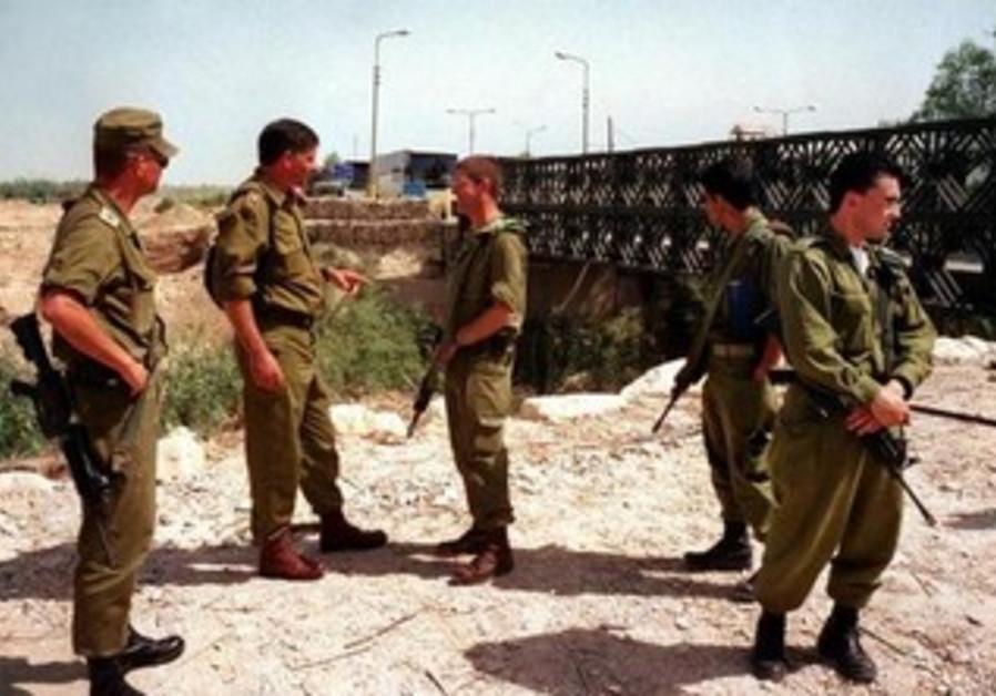 Israel Jordan