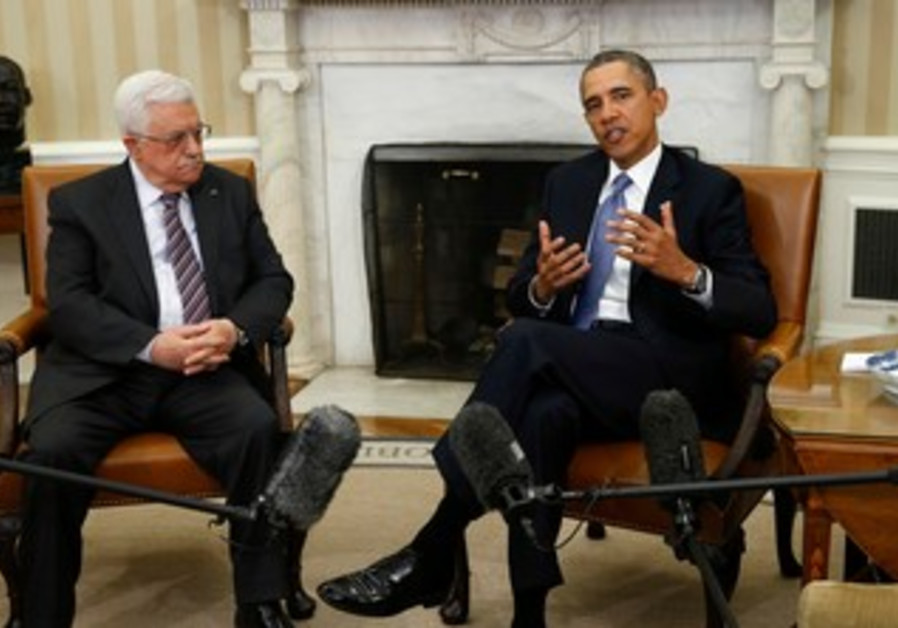 Abbas and Obama