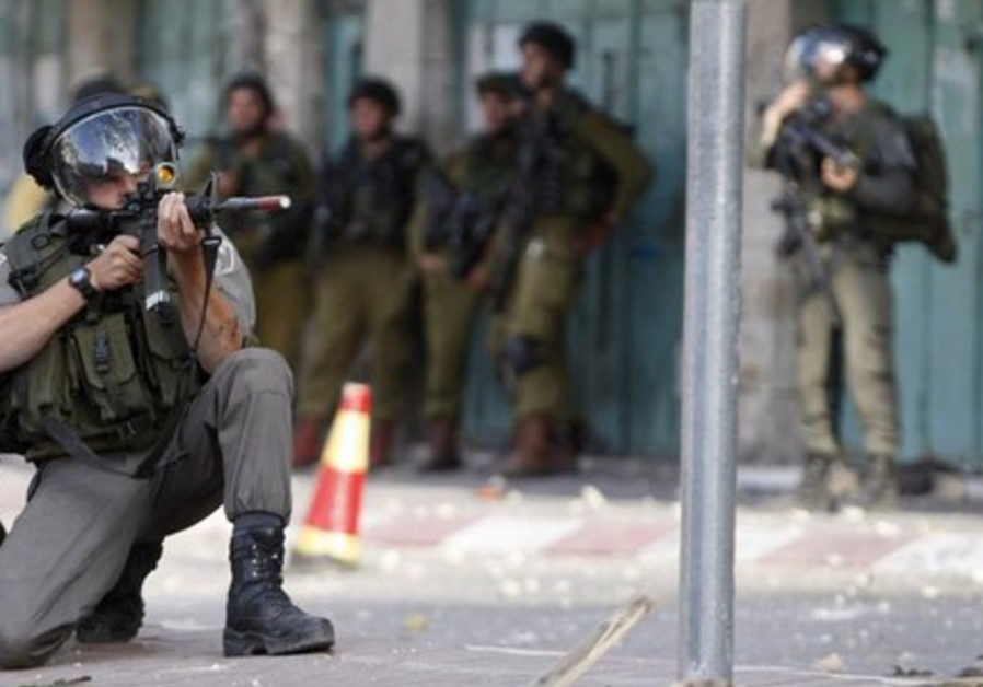 IDF after passover attack