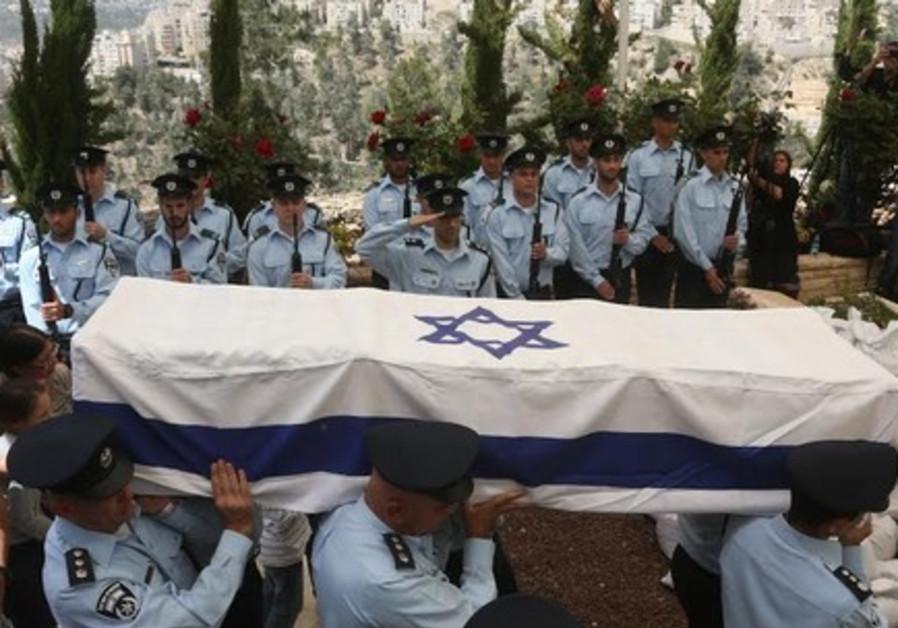 Mizrachi funeral