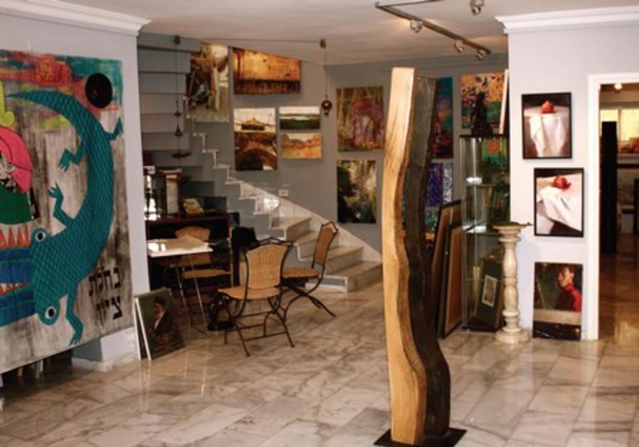 The Marrache Fine Art Gallery