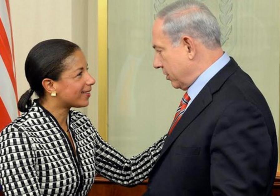 Rice Netanyahu