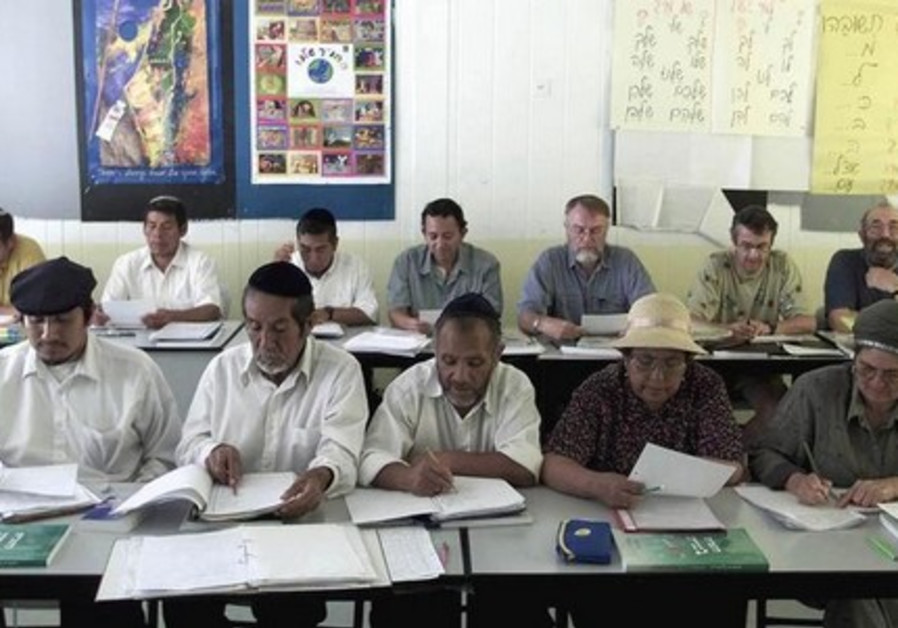 Peruvians converts