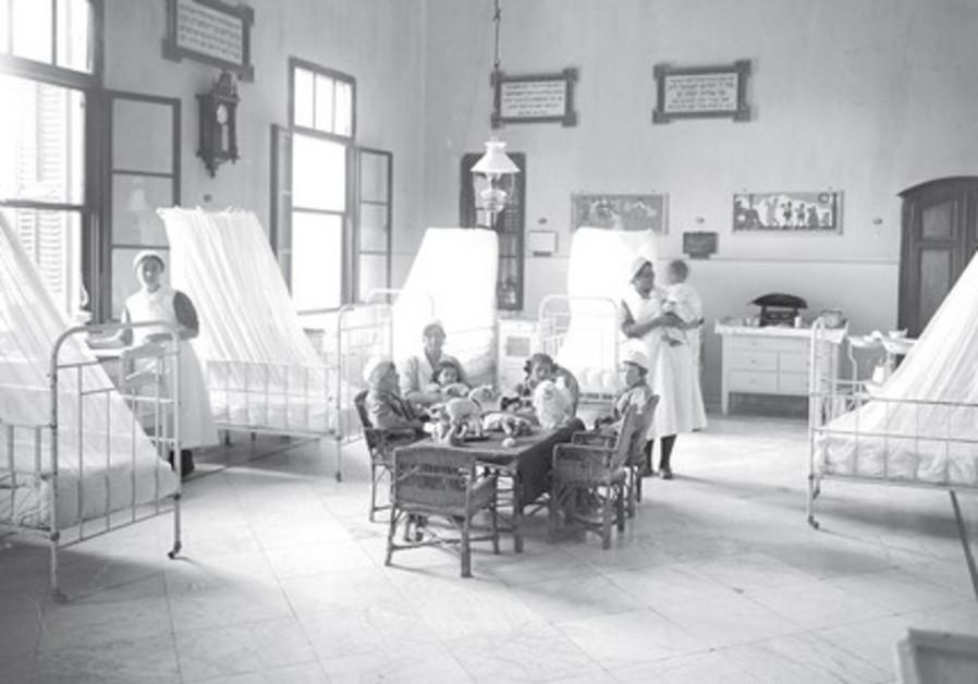 SHAARE ZEDEK Hospital