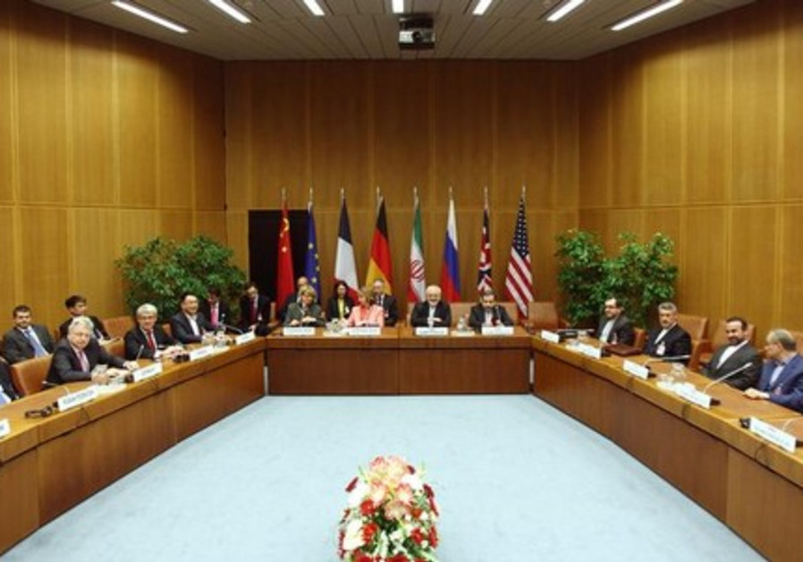 Iran nuclear talks