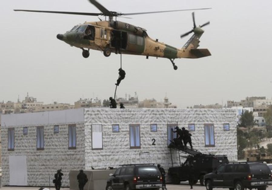 Jordan military