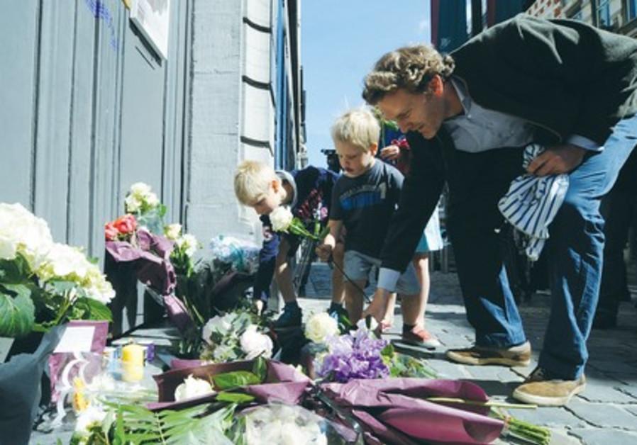 Brussels gunman