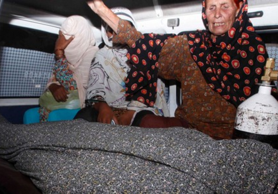 Pakistan honor killing