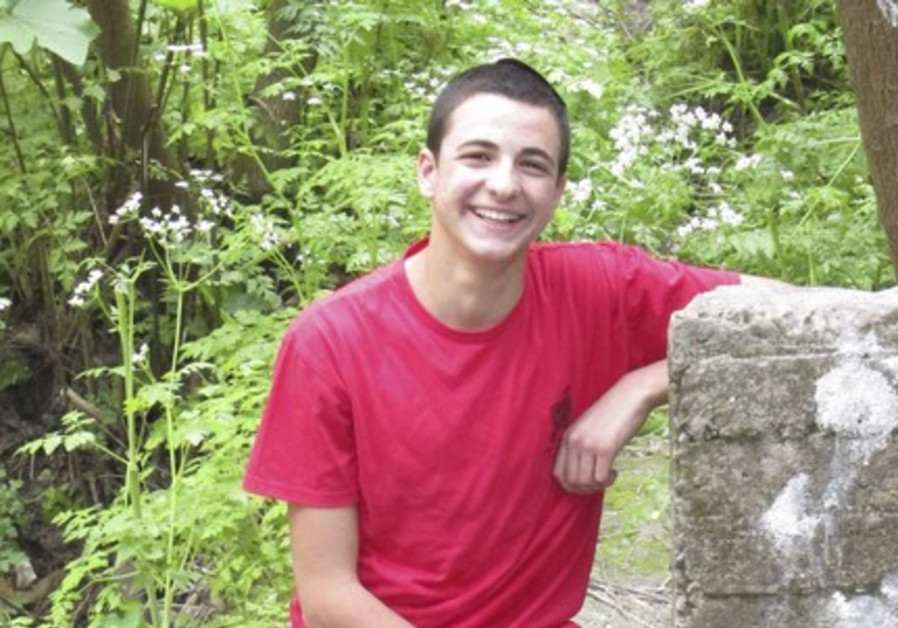Missing yeshiva student  Gil-ad Shaar