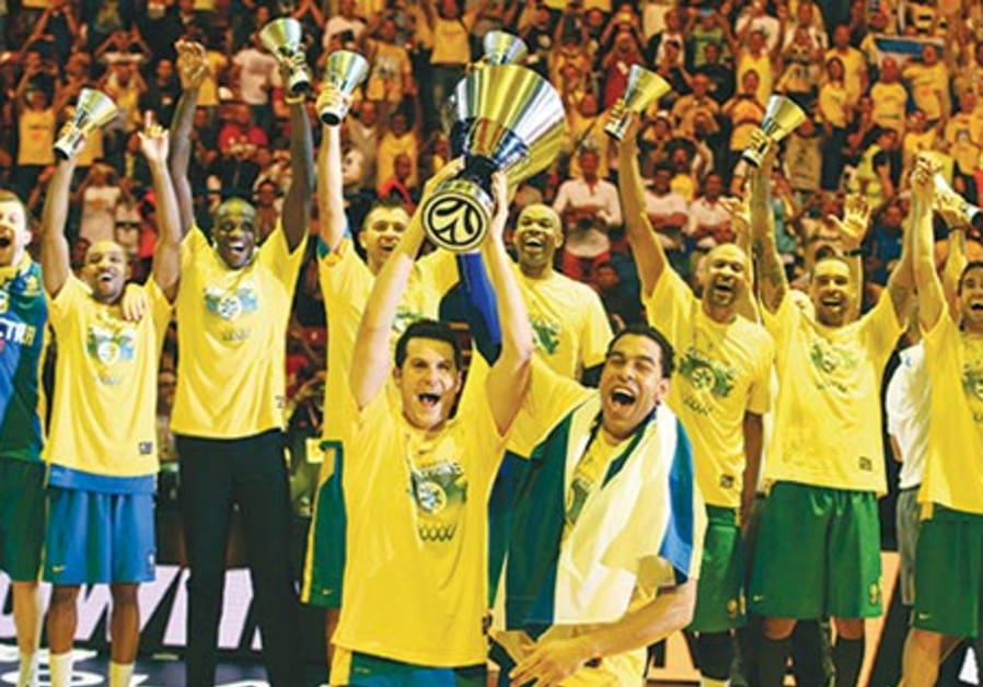 Maccabi Tel - Aviv Champion