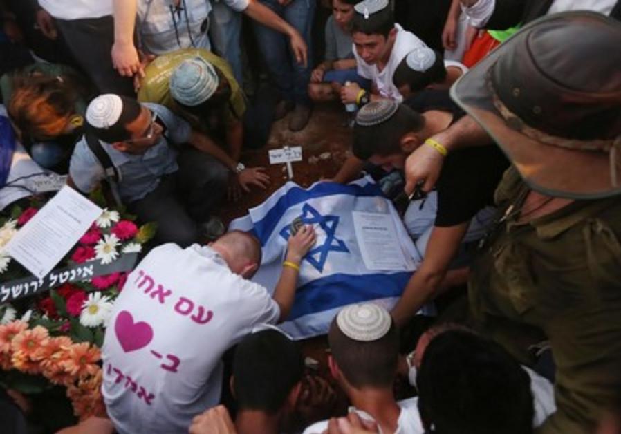 kidnapped Israeli teens