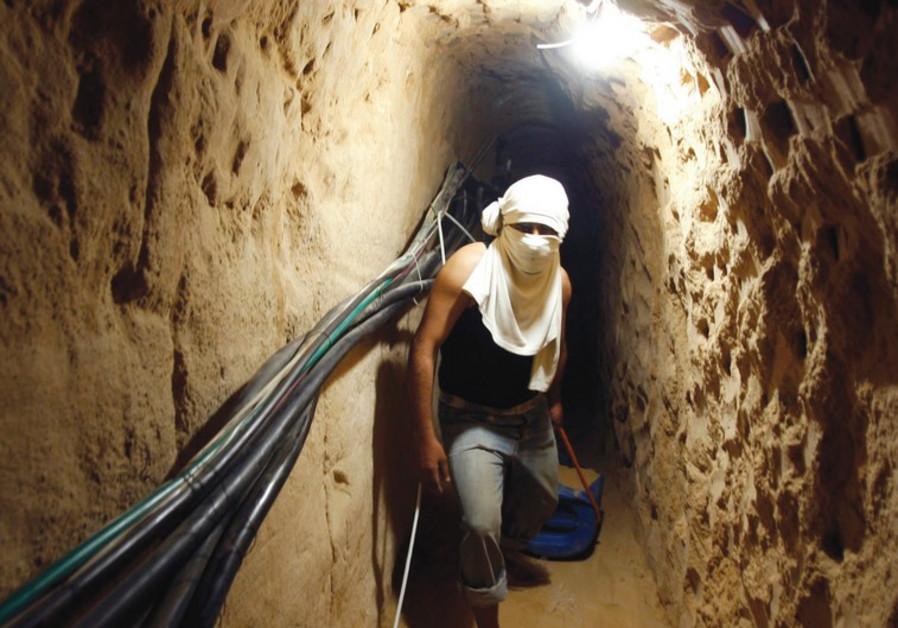 Analysis of Ancient Israeli Tunnels