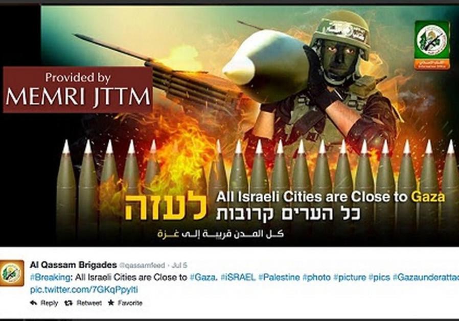 Hamas on Twitter