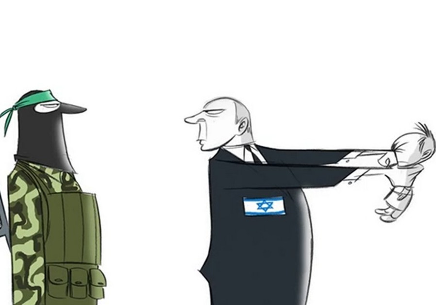 Washington Post cartoon