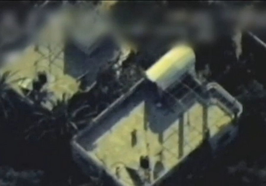 Israeli Air Force targets Gaza target