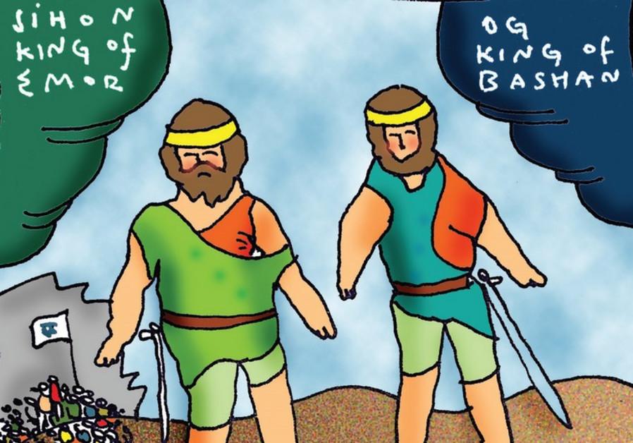 Og and Sihon