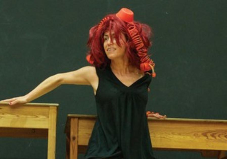 'TELEDOLL' is choreographer Ania Brud-Tal's latest dance piece.
