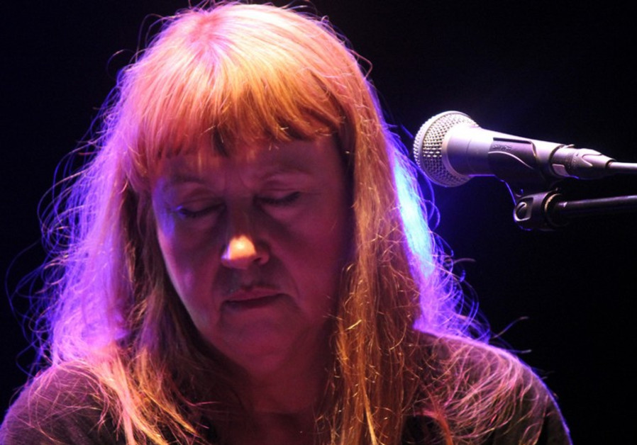 NORWEGIAN JAZZ vocalist Sidsel Endresen performs at this year's Molde Jazz Festival