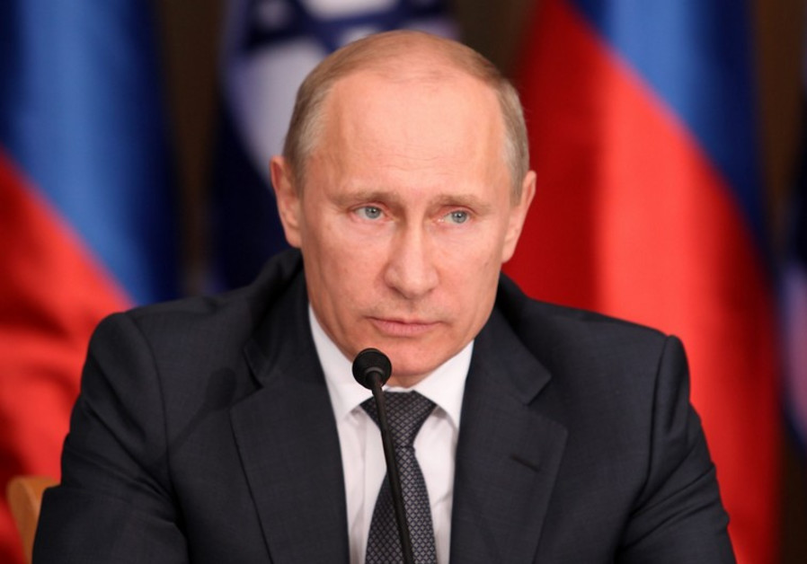 Jew Detector: After Putin Condemns 'oppression' Of Palestinians
