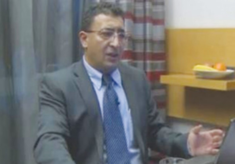 Mendi Safadi, Israeli Druse who worked in the Knesset.