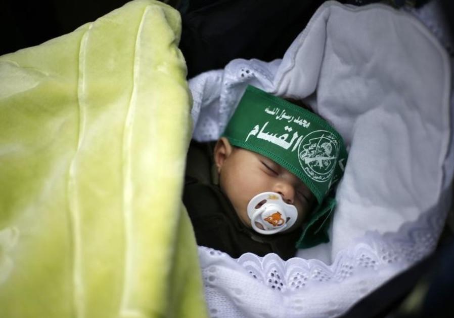 palestinian baby