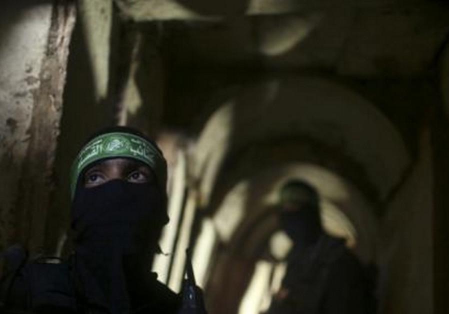Gaza tunnels