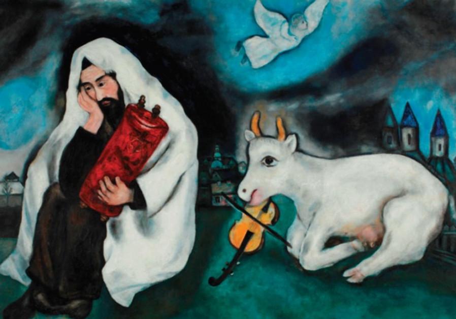 Chagall solitude