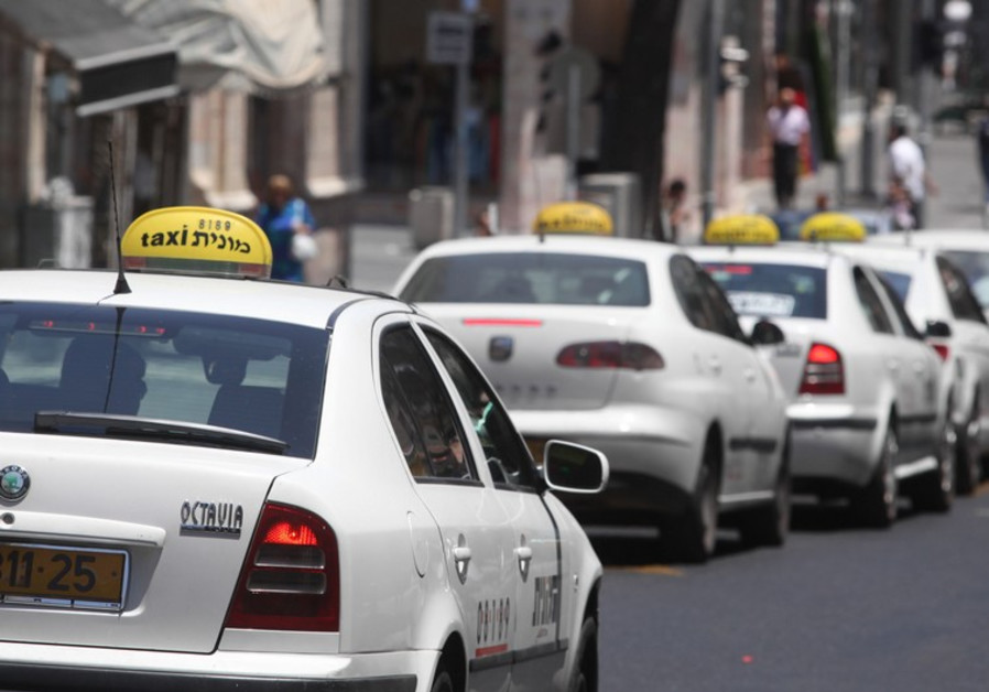 Taxis in Israel