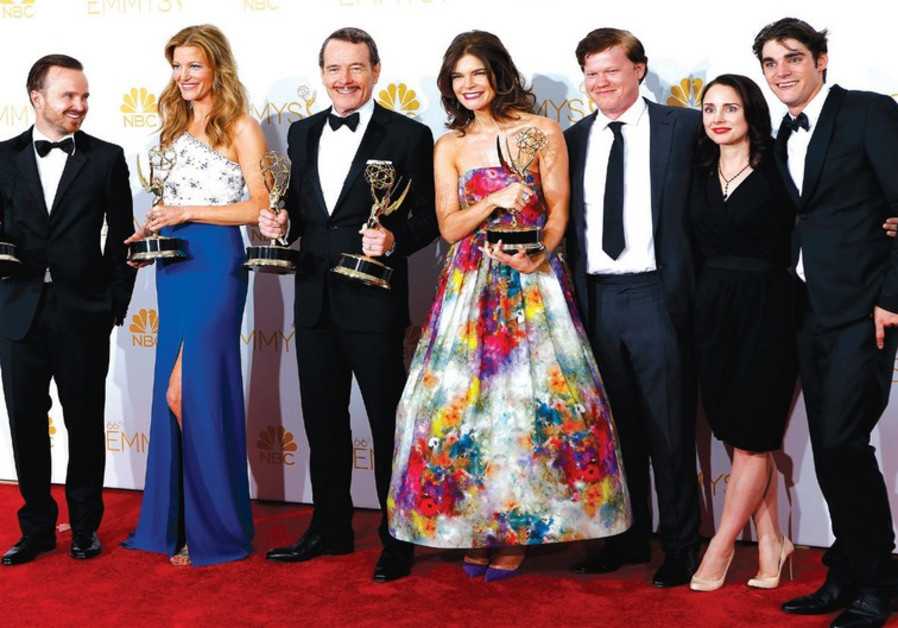 The usual suspects TV show at the Emmys