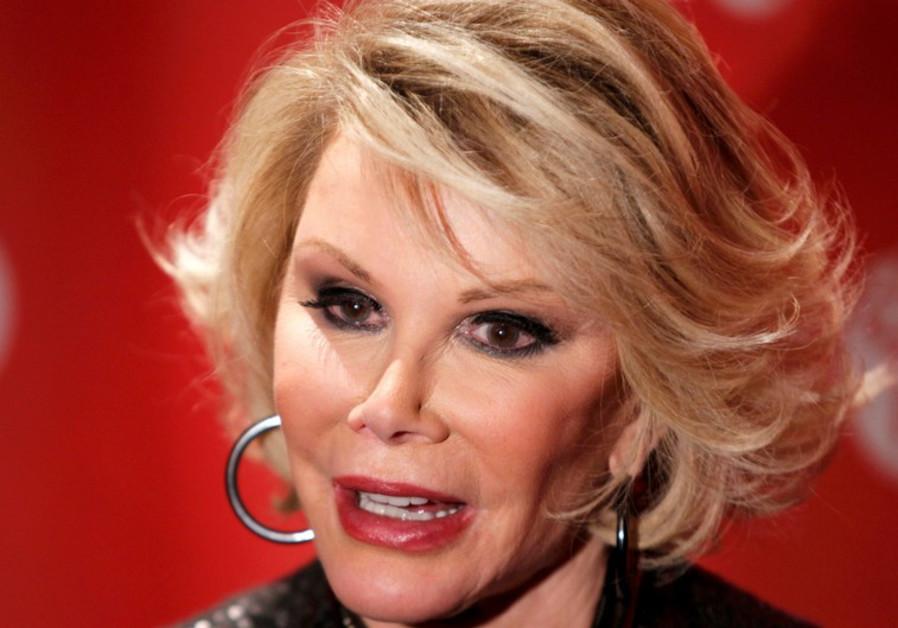 Joan Rivers in 2010