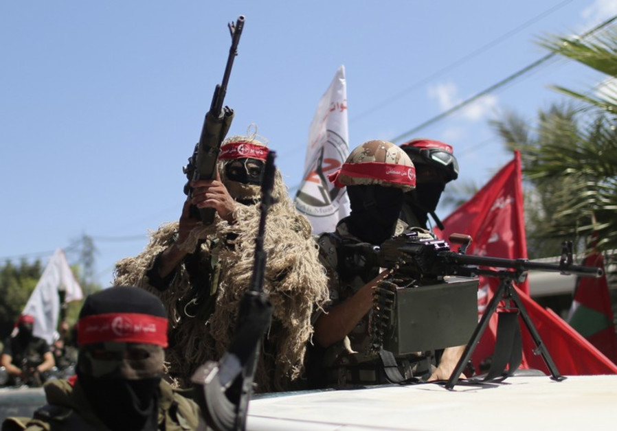 Hamas, PFLP Partners to Speak at UN Event Marking 50 Years of 'Occupation'