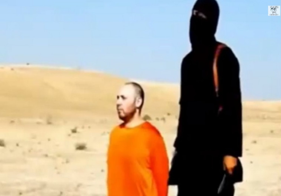Steven Sotloff beheading