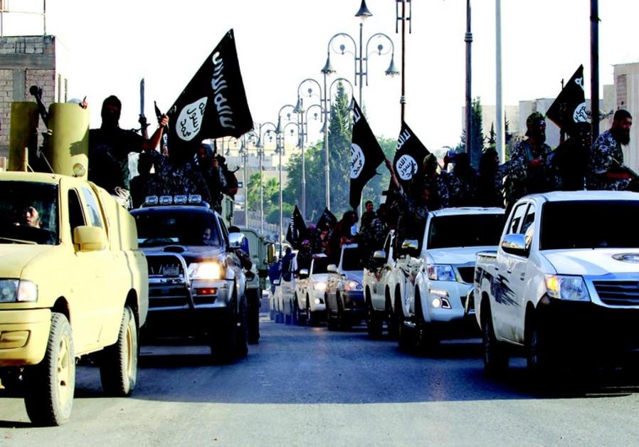 Sous la coupe de l'Etat islamique en Syrie