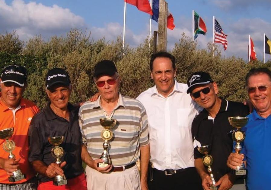 Ga'ash tournament winners 2014