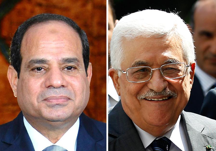 Sisi and Abu-Mazen