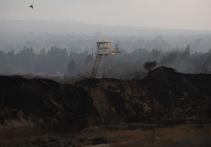Israel strikes Syrian regime forces near Golan