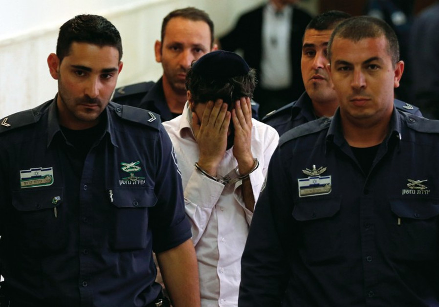 Yosef Ben David, currently serving a life sentence, was the ringleader of the group which killed Pal