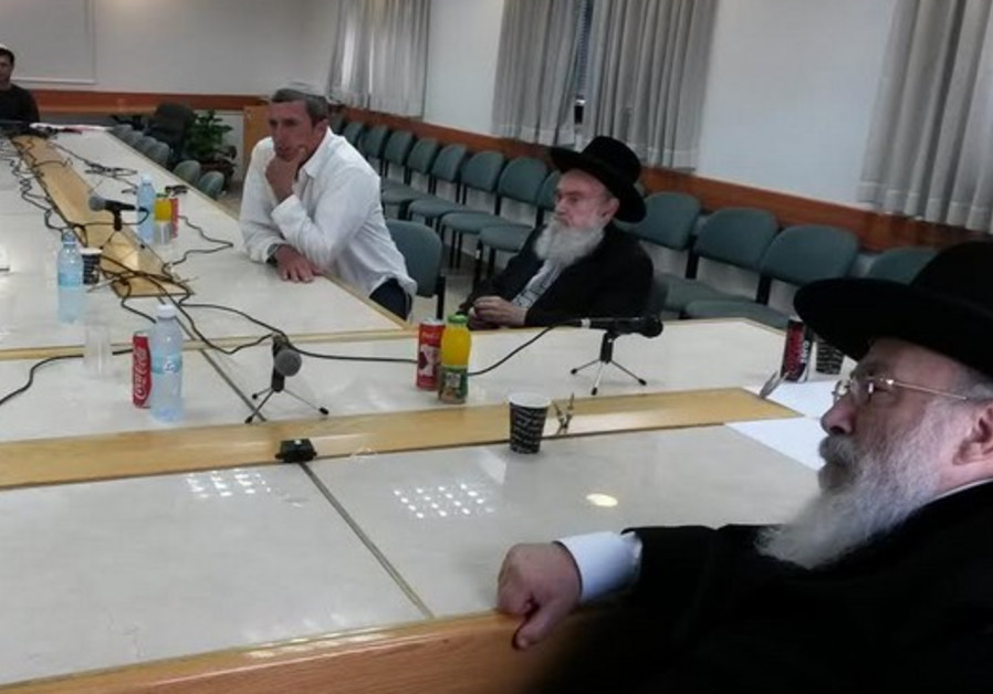 Ten rabbis in Canada on Israeli blacklist