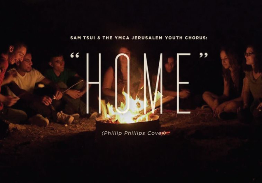 'Home' music video