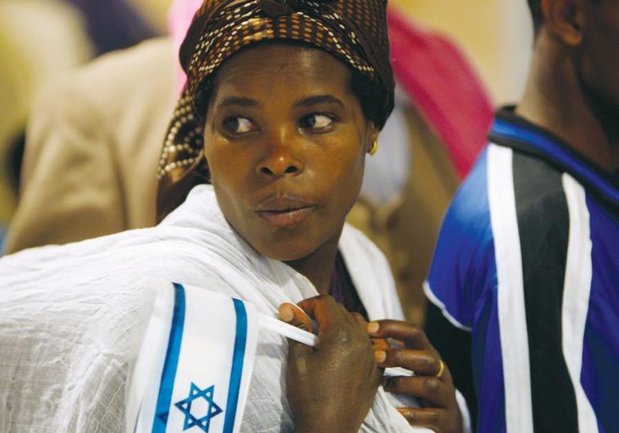 Ethiopian immigrant