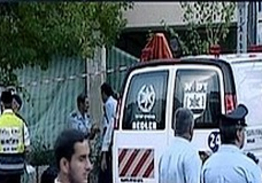 Man tries to murder wife and commit suicide in Netanya