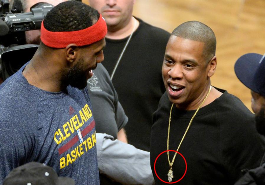 LeBron James Jay-Z
