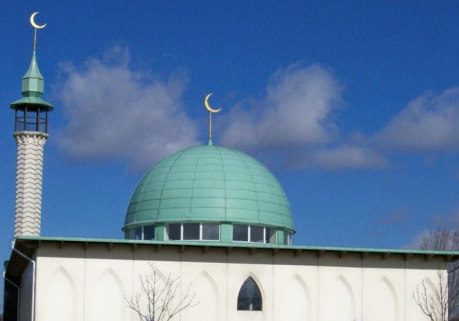 Mosque in Uppsala, Sweden