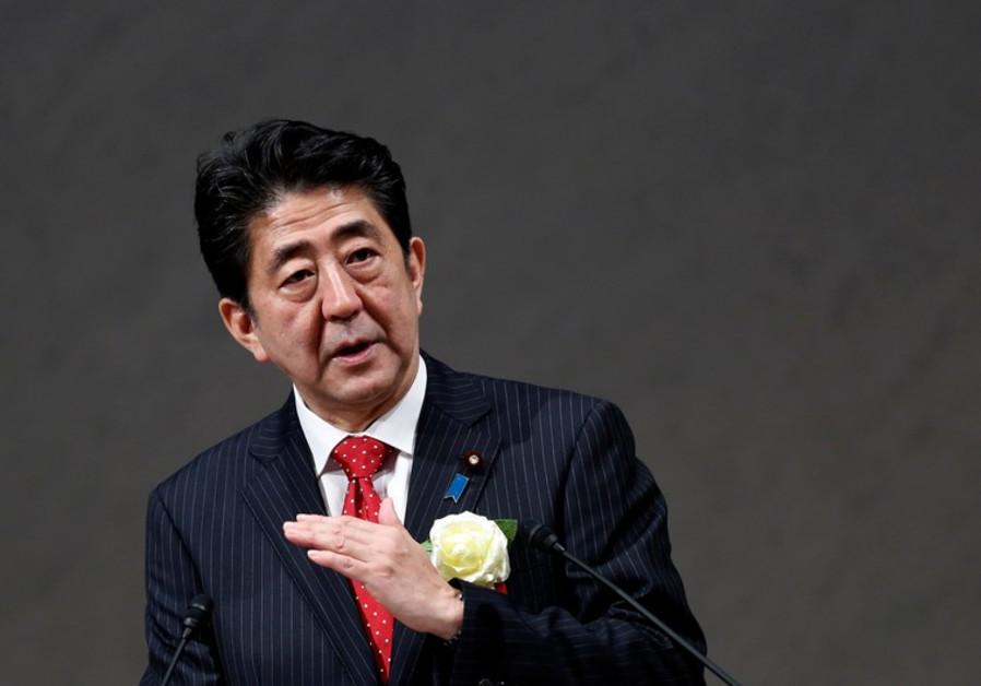 Shinzo Abe